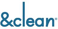 & Clean Logo